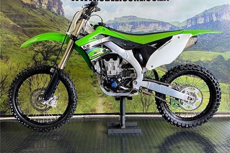 Used 2012 Kawasaki KX