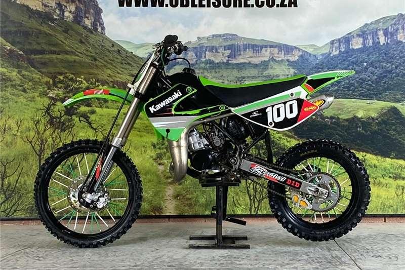 Kawasaki KX 2013