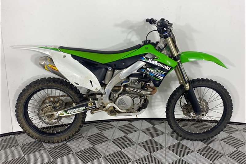 Used 2013 Kawasaki KX