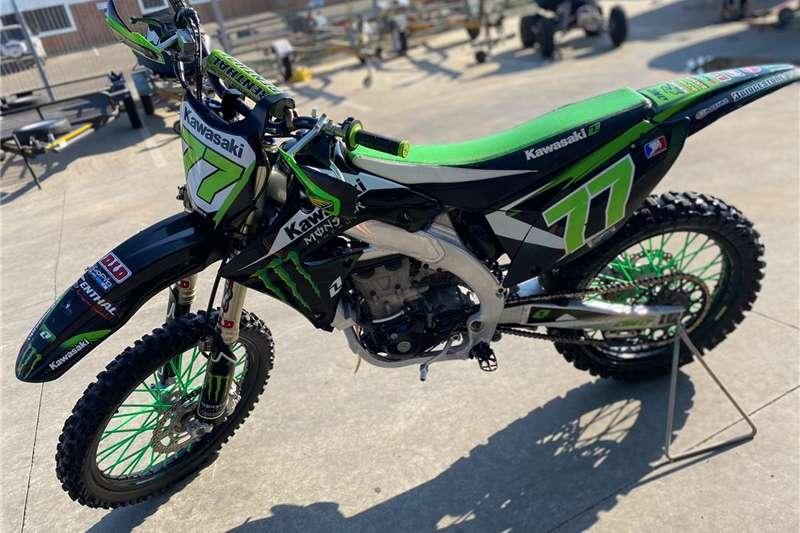 Used 2014 Kawasaki KX