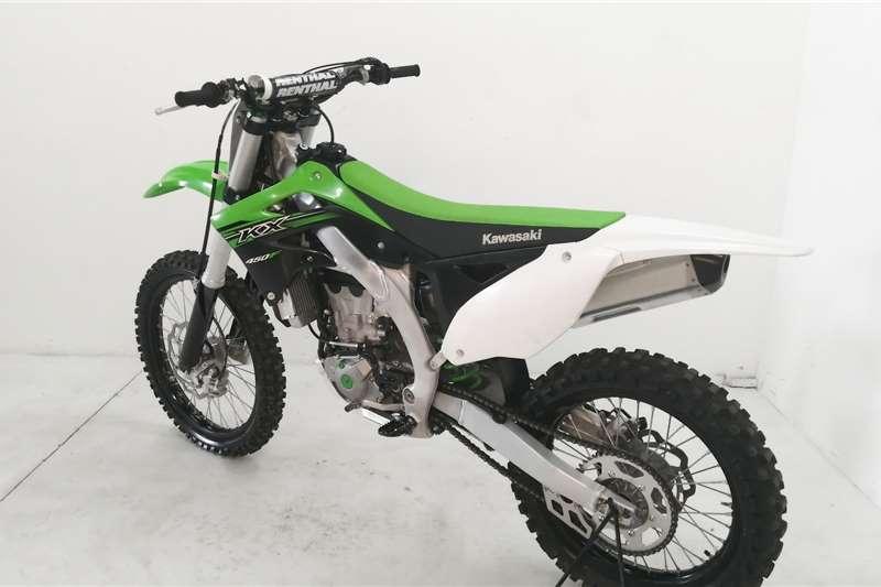 Kawasaki KX 2015