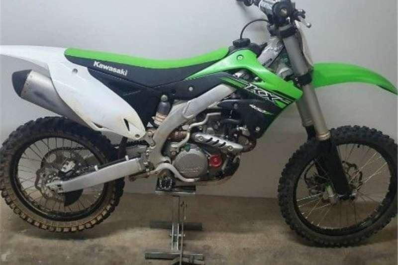 Used 2016 Kawasaki KX