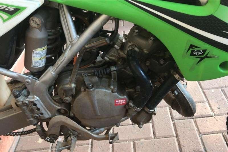 2017 Kawasaki KX