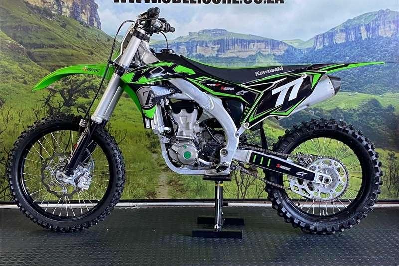 Used 2017 Kawasaki KX