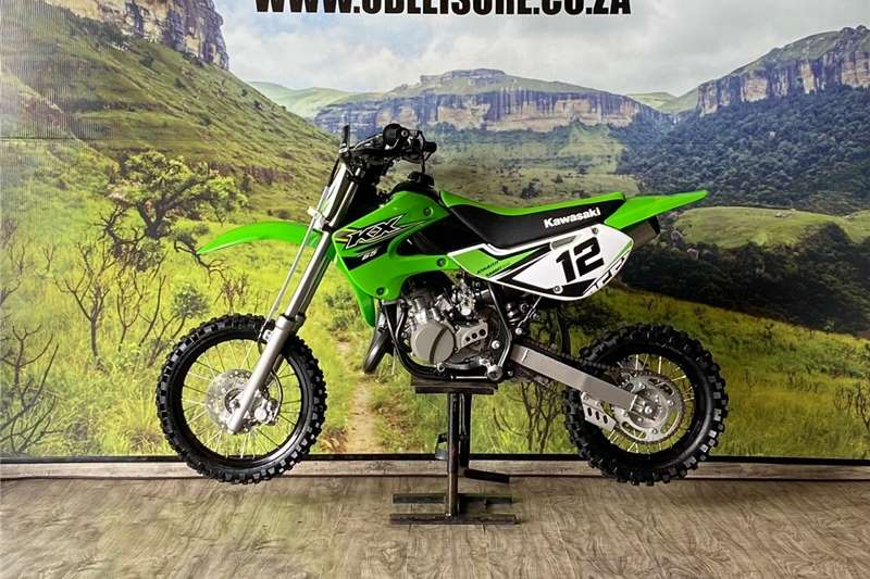2018 Kawasaki KX