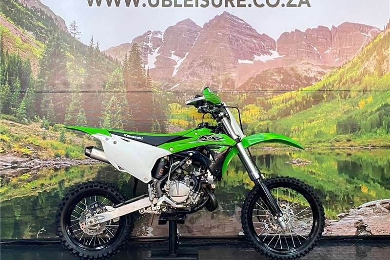 Used 2018 Kawasaki KX