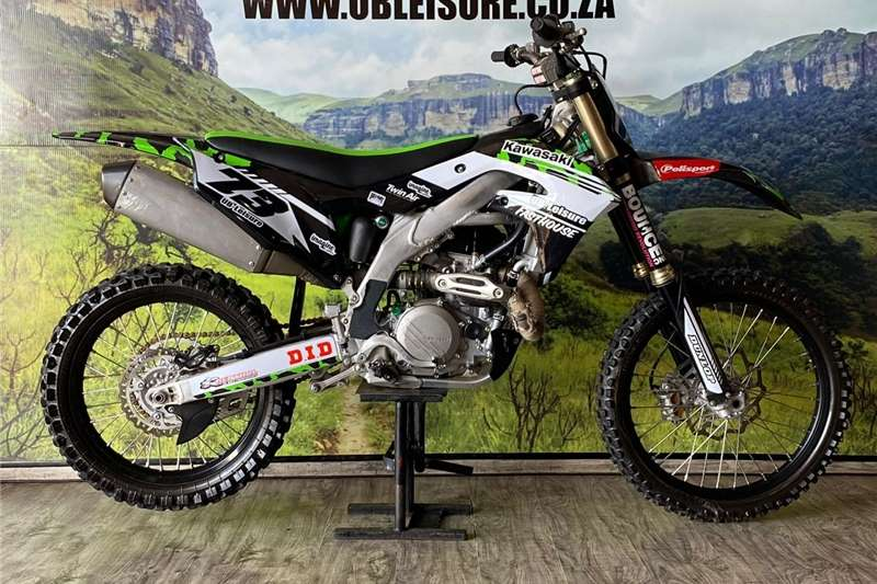 Kawasaki KX 2019