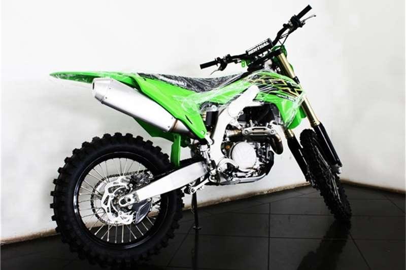 Used 2021 Kawasaki KX