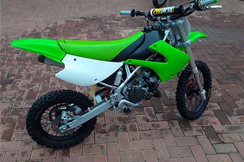 Kawasaki KX 0