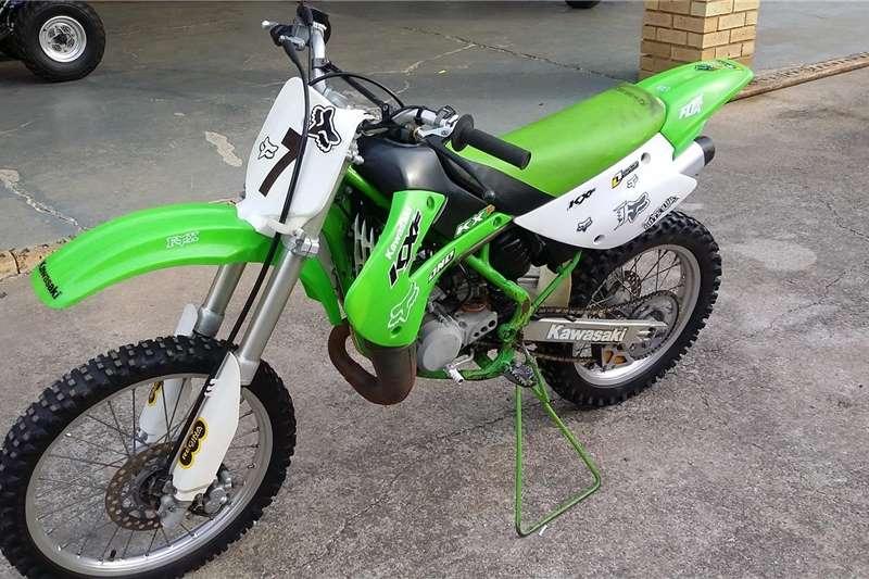 0 Kawasaki KX