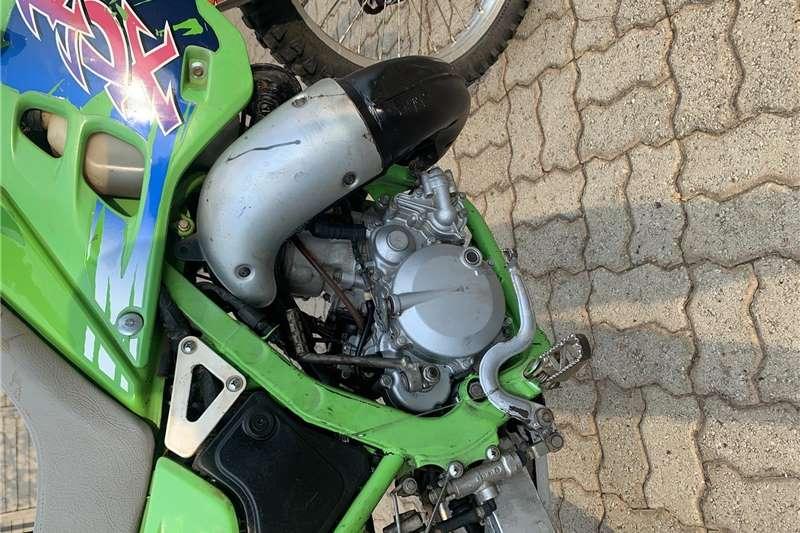 Used 0 Kawasaki KX125M