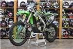 2011 Kawasaki KX250T Four Stroke