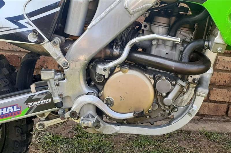 Used 2008 Kawasaki KX250W Four Stroke