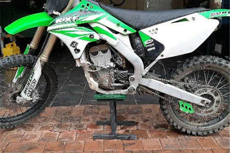 Used 0 Kawasaki KX250W Four Stroke