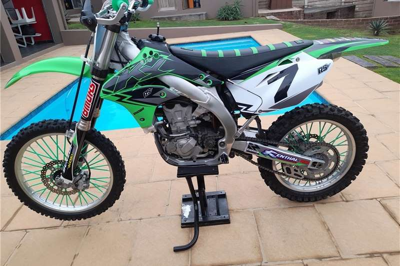 Used 0 Kawasaki KX450D Four Stroke