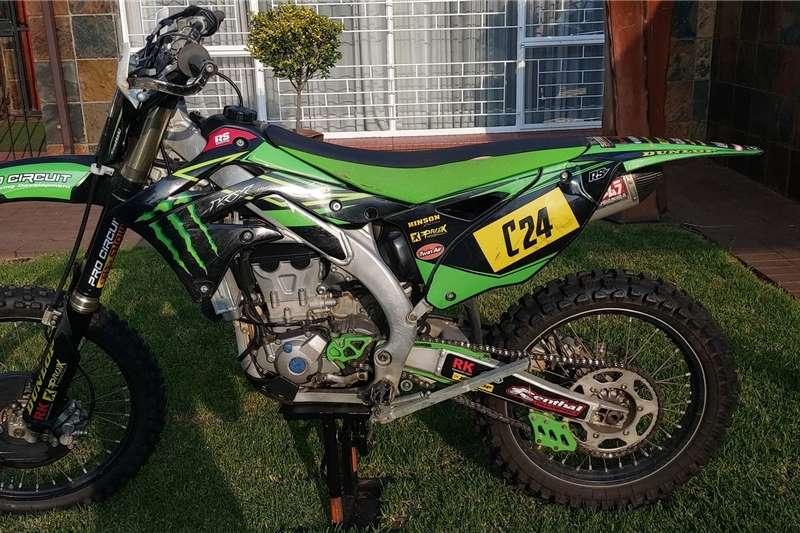 Kawasaki KX450H 2013