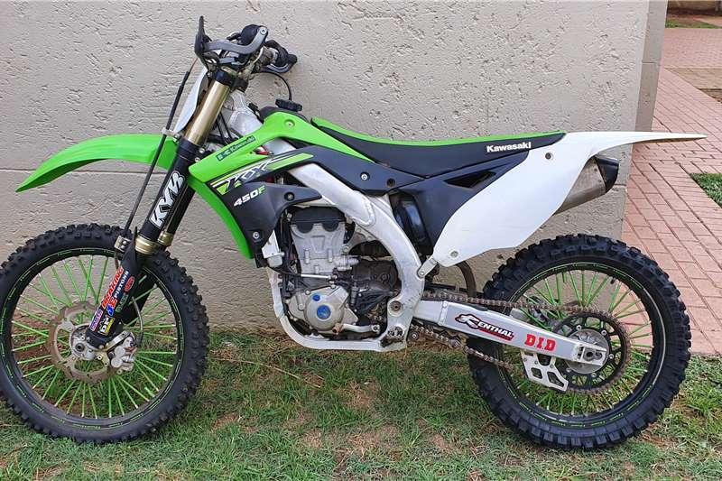 Used 2013 Kawasaki KX450H