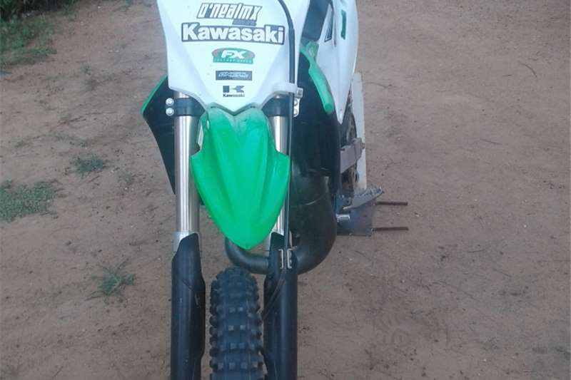 Kawasaki KX85C SW 2017