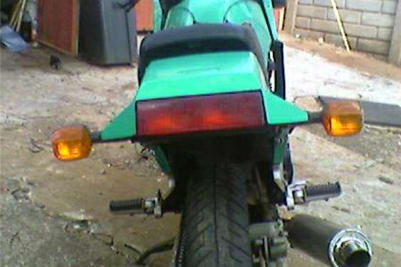 Kawasaki Ninja 1988