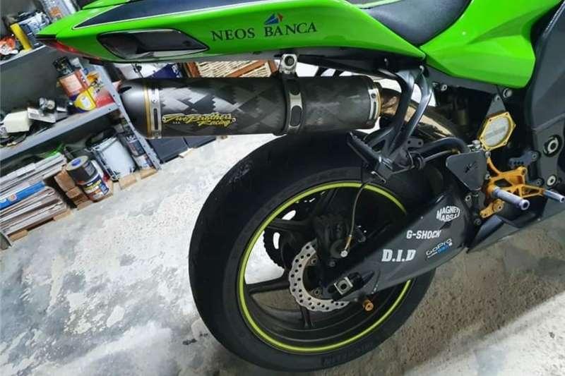 Used 2006 Kawasaki Ninja