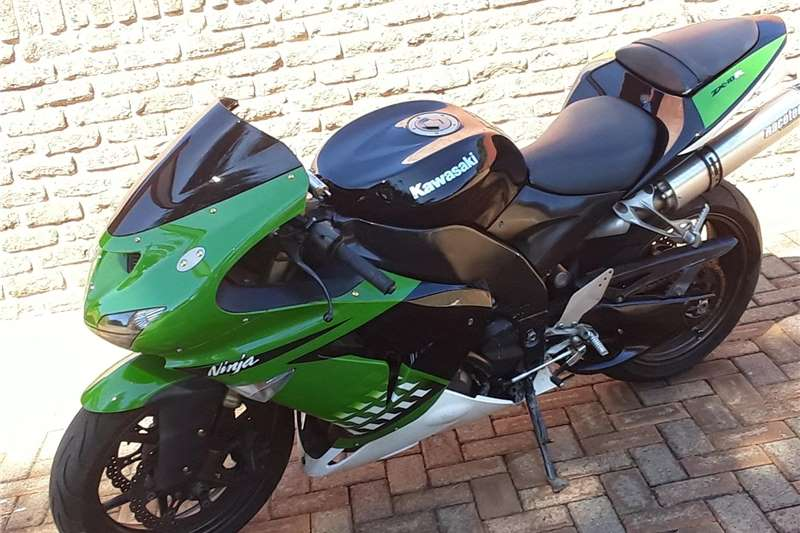 Kawasaki Ninja 2007