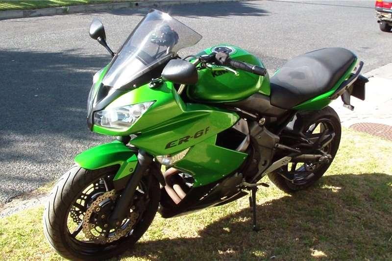2010 Kawasaki Ninja