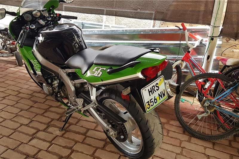 Kawasaki Ninja 2011