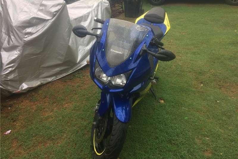 Kawasaki Ninja 2012