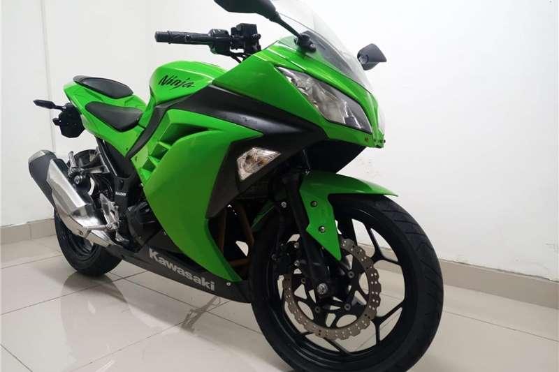 Kawasaki Ninja 2013