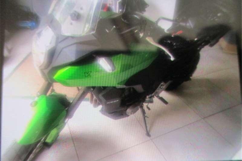 Kawasaki Ninja 2015