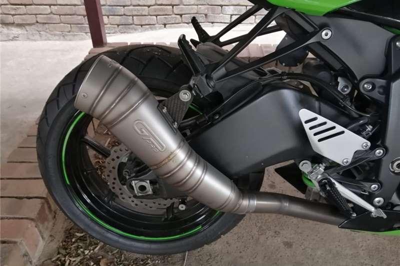 Kawasaki Ninja 2016