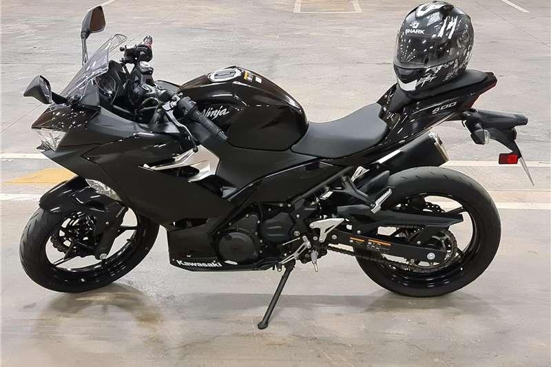 2018 Kawasaki Ninja