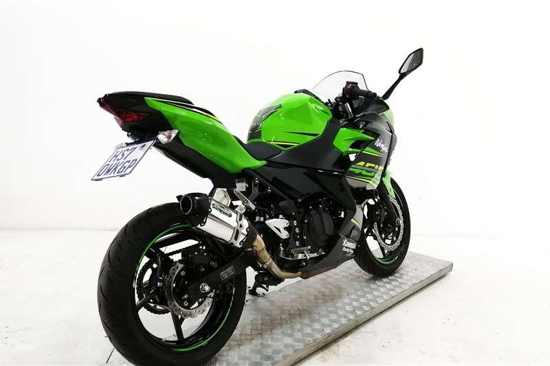 Kawasaki Ninja 2018