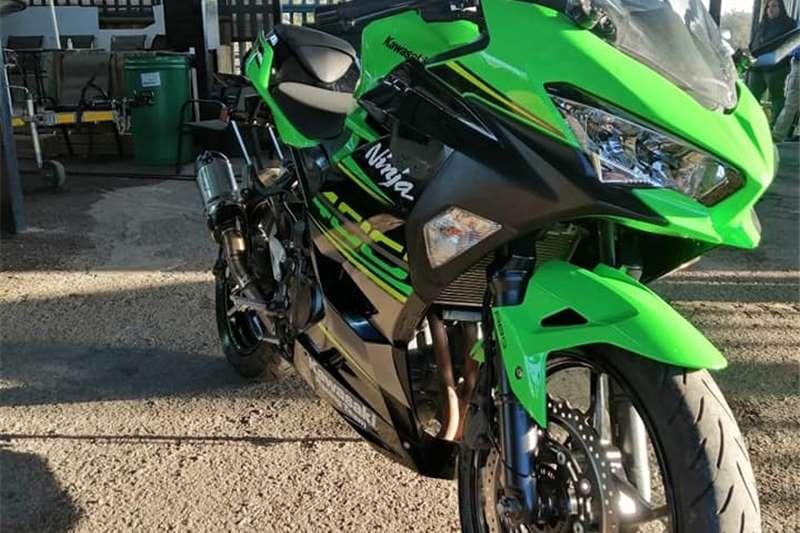 Kawasaki Ninja 2019