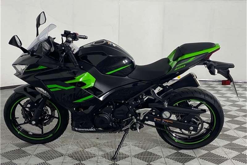 Used 2021 Kawasaki Ninja