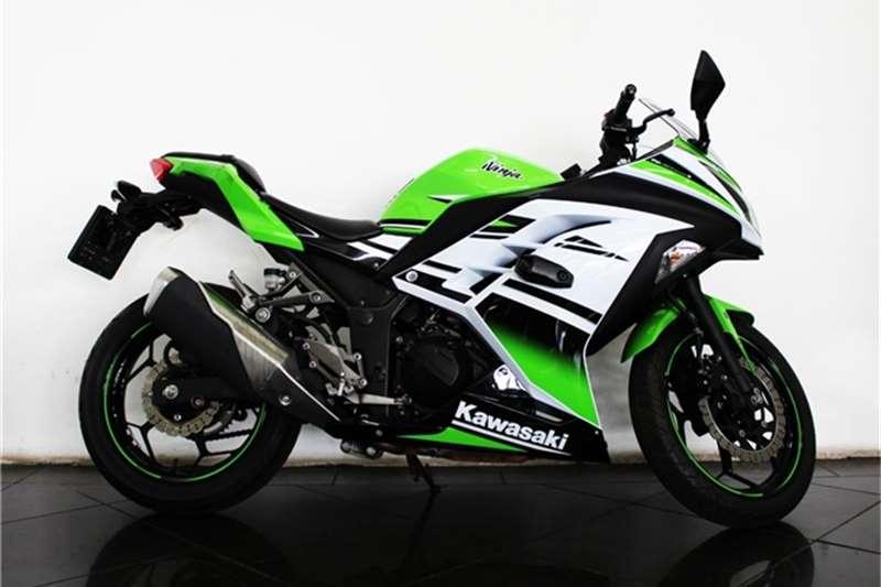 2015 Kawasaki Ninja