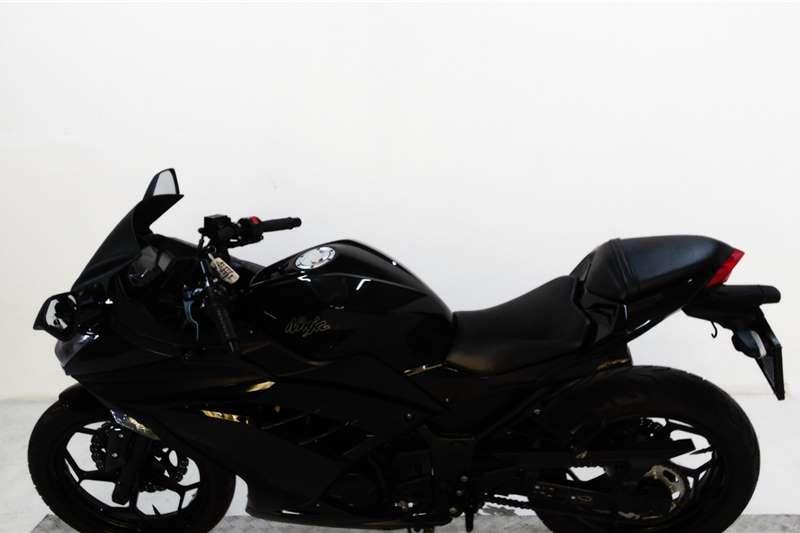 Used 2012 Kawasaki Ninja 300R ABS