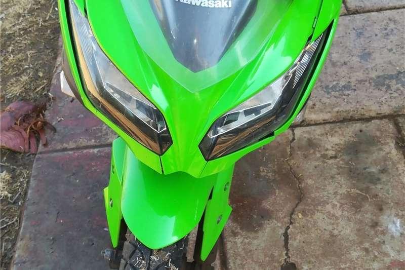 2014 Kawasaki Ninja 300R ABS
