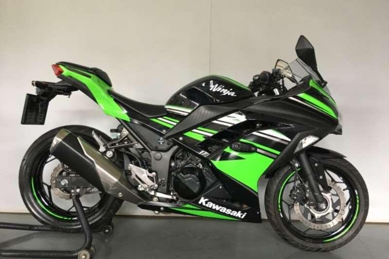 2018 Kawasaki Ninja 300R ABS