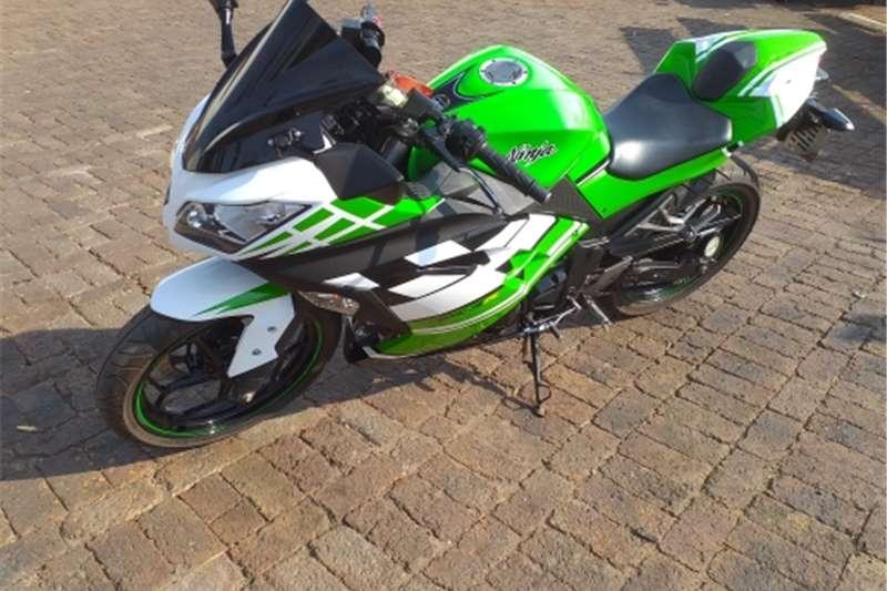 Used 2016 Kawasaki Ninja 300R ABS