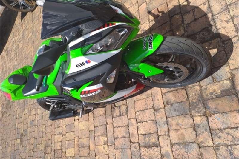 Used 2014 Kawasaki Ninja 300R ABS