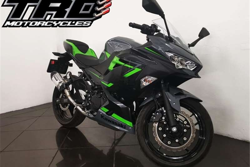 2019 Kawasaki Ninja