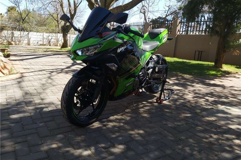 Used 2018 Kawasaki Ninja