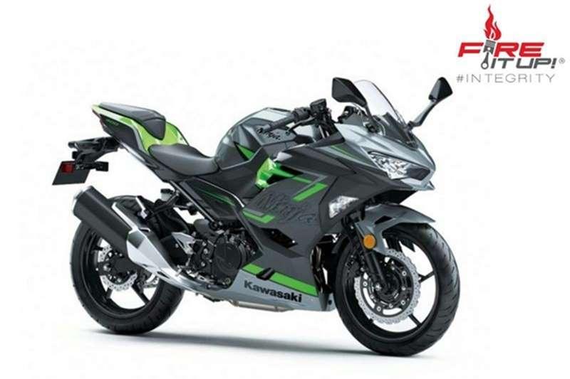 Kawasaki Ninja 400 SE ABS 2020