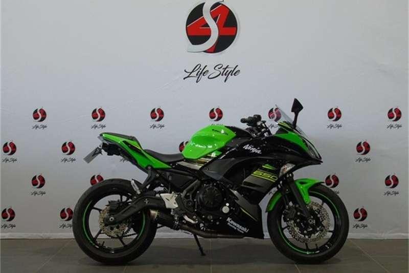 Kawasaki Ninja EX650 ABS 2018