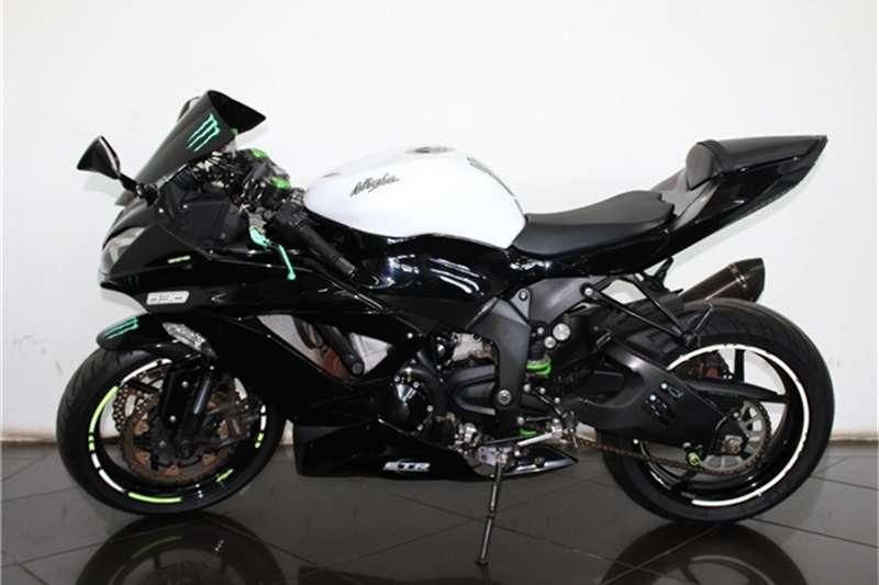 Kawasaki Ninja ZX 636R 2015