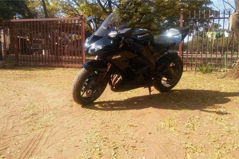 Used 2008 Kawasaki Ninja ZX10-R ABS WSB