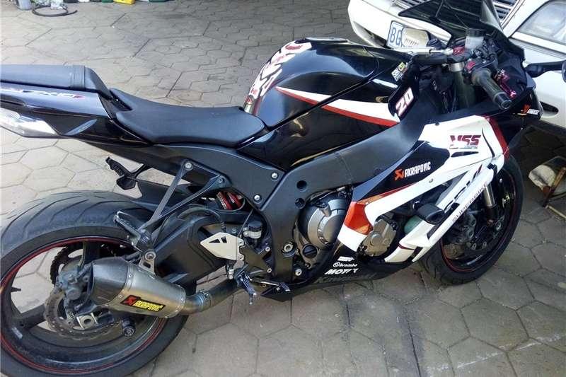 2011 Kawasaki Ninja ZX10-R ABS WSB