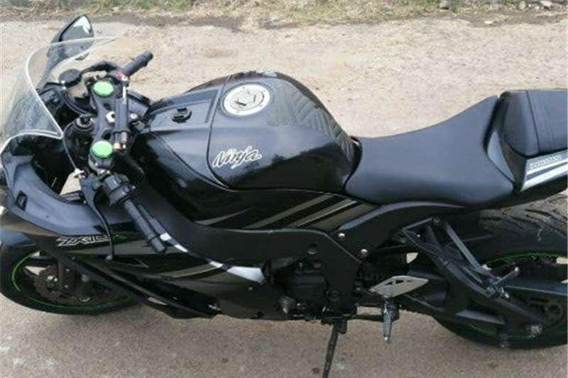 Used 2015 Kawasaki Ninja ZX10-R ABS WSB