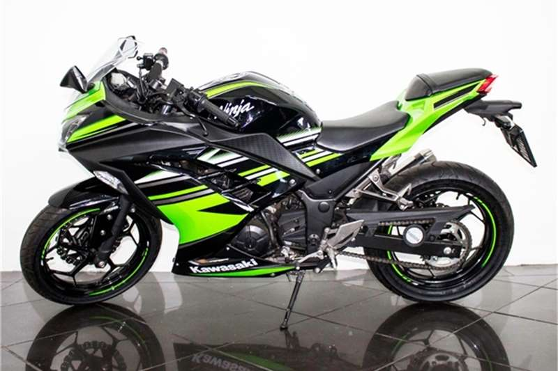 Used 2016 Kawasaki Ninja